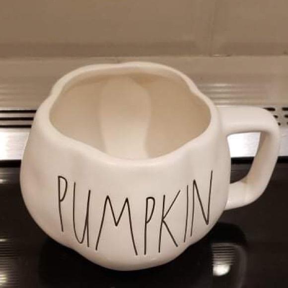 Pumpkin Shaped Rae Dunn